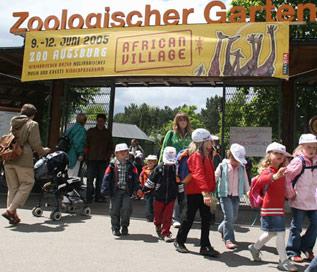 African Village Zoo Ausburg