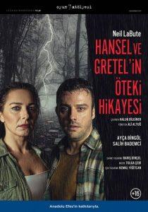 Oyun Atölyesi'nden Hansel ve Gretel'in Öteki Hikayesi.