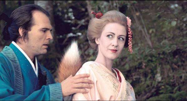 """Mónika Balsai oynadığı """"Liza the Fox Fairy"""" adlı çalışma Károly Ujj Mészáros'un ilk filmidir."""