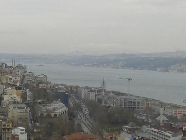 Galata Kulesi, İstanbul'un en merkezi bölgelerinden birinde yer edinen mimari güzelliğimizdir.