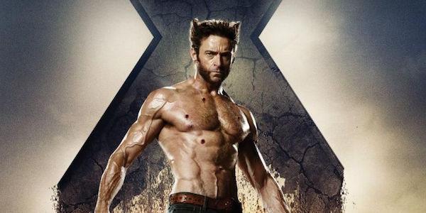 Wolverine rolünde Hugh Jackman.