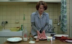 1975, Chantal Akerman -  Jeanne Dielman, 23, Quai du Commerce, 1080 Bruxelles.
