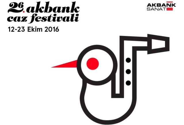 26. Akbank Caz Festivali, 12-23 Ekim tarihleri arasında cazın yıldız isimlerini ağırlıyor.