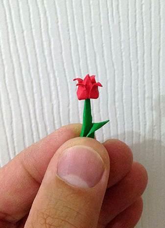 Japonlara özgü bir sanat dalı olan origami, şimdilerde özellikle Avrupa da son derece yaygın olarak icra ediliyor.