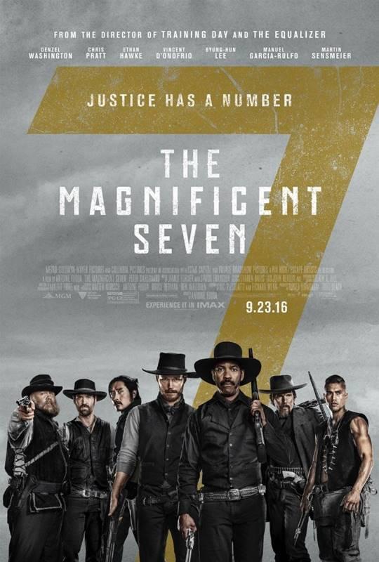 "Western Klasiği: ""The Magnificent Seven"""