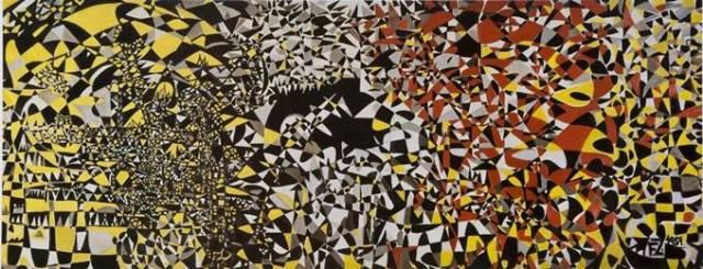 """Fahrelnisa Zeid """"Cehennemim"""", 1951"""