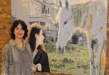 "Ressam Elif Ajdarkosh'tan ""KAYIP aranmıyor"" Sergisi"