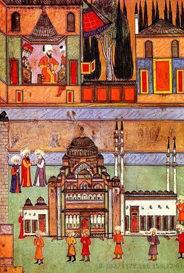 Osmanlı 16. YY Kültür Sanat Eserleri