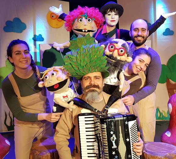 Tiyatro Gülgeç Şubat' ta Torium Sahne ve Caddebostan Kültür Merkezi'nde