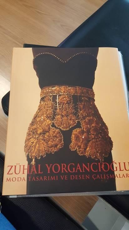 Zuhal Yorgancioglu: Moda Tasarımı ve Desen Çalışmaları