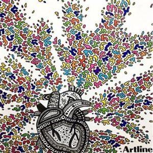 Artline kalemlerinin uçları, olması gereken yumuşaklık düzeyine sahiptir.