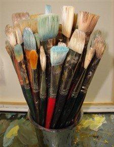 Yumuşak fırçalar renk geçişlerinde fırça izi oluşturmaz.