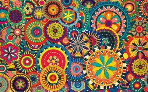 Mandala Nedir Sanat Duvari