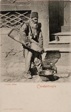 İstanbul'daki su tiryakileri
