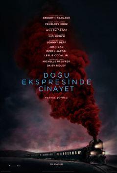 Doğu Ekspresinde Cinayet 10 Kasım 2017'de Gösterime Giriyor...