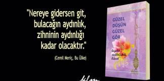 """Recep Ardoğan'dan """"Güzel Düşün Güzel Gör"""" Kitabı Çıktı!"""