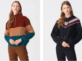 Rahat Bir Sportiflik Sunan Sweatshirt Modelleri