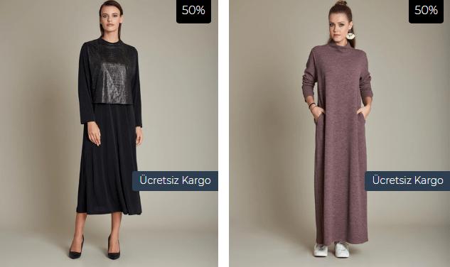 Asil ve Şık Bir Görünüm İçin Siyah Elbise