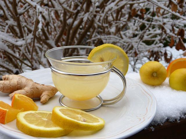 boire de l'eau citronnée à jeun 1