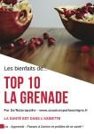 Top 10 des bienfaits de la Grenade