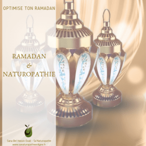 ramadan et naturopathe