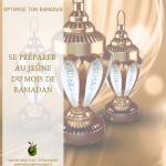Comment se préparer au jeûne du mois de Ramadan