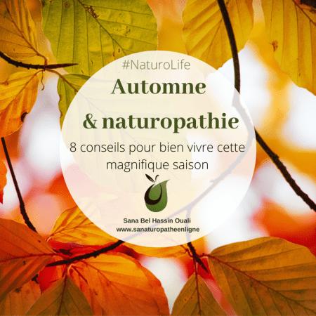 L'automne en naturopathie