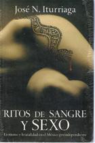 Libro Ritos de sangre y sexo