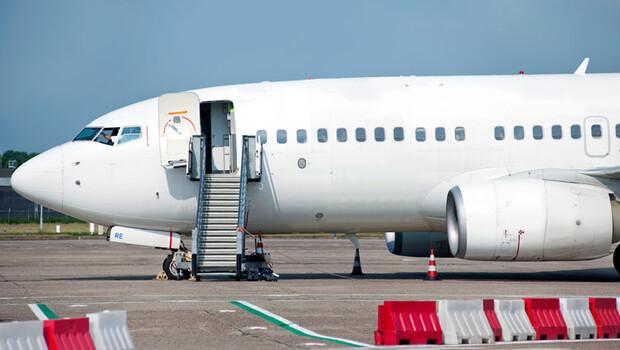 ABD'li havayolu şirketleri Kovid-19 nedeniyle zarar etti