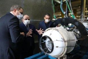 Varank, 'milli turbo jet motoru'nu test etti