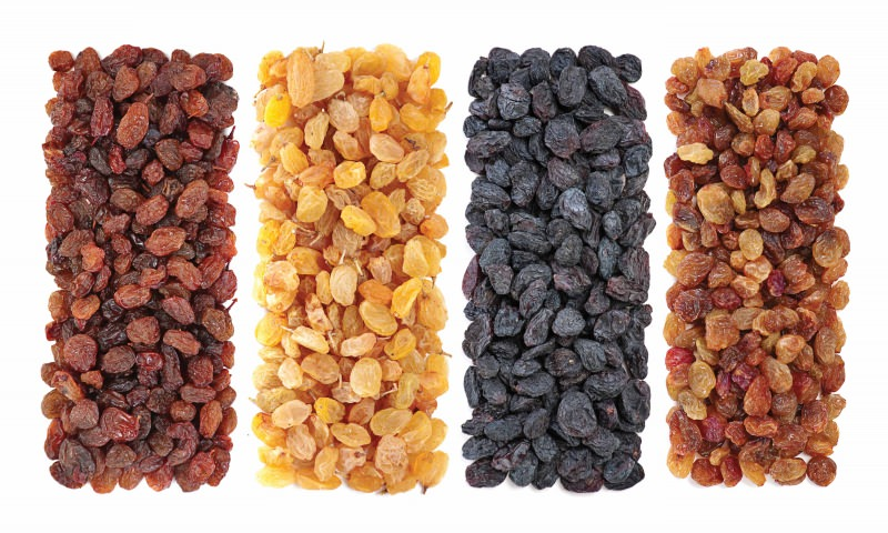 Kuru üzüm, kuru kayısı, kuru incir…