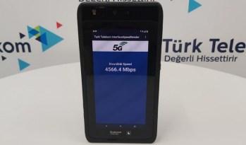 Türk Telekom'dan 5G'de yeni dünya rekoru