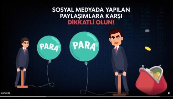 'Borsada sosyal medya tuzaklarına düşmeyin' – VİDEO HABER