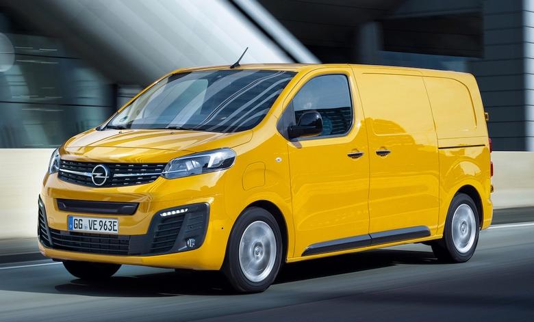 Opel Vivaro-e ödülünü aldı