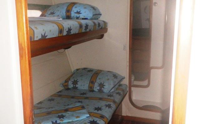 Spartivento - Lagoon 55' - Twin Cabin