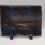 Custom Photo Rock Slate 15 x 20cm