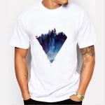 Custom T-Shirt – Sublimation -T Polycotton – Men's – Crew Neck