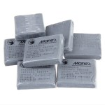 1PC Professional Sketch Special Eraser Soft Grey Rubber Erasers For Art School Supplies Drawing Stationery Correction Tools