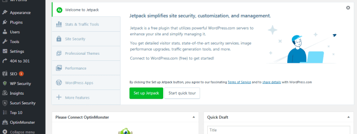 Whether to Install WordPress Jetpack Plugin on your site
