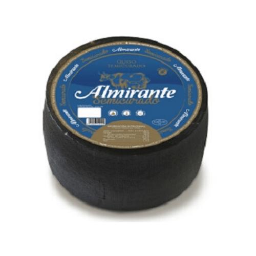 Pieza de queso semicurado Almirante