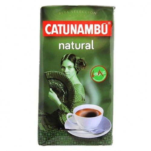 Paquete de café molido natural Catunambú