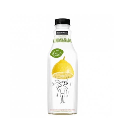 Botella 1 litro de limonada
