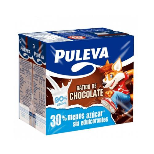 Paquete batido chocolate