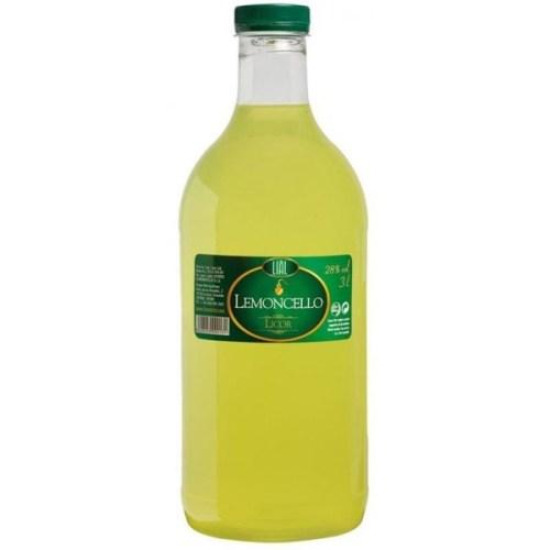 Garrafa de 3 litros limoncello