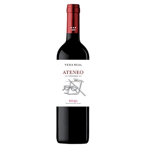 Vino Vega Real Ateneo Rioja