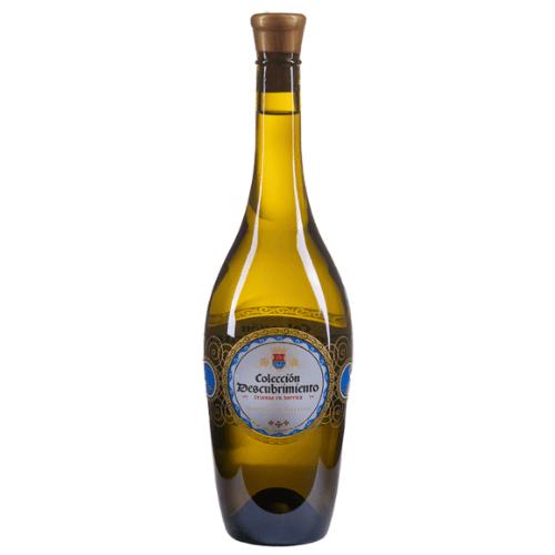 Botella descubrimiento villalua