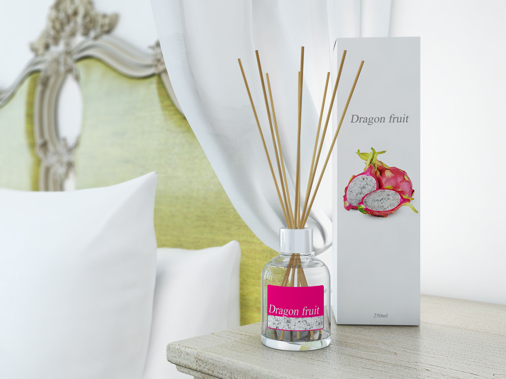 Reed Diffuser Mock-Up by Sanchi477.com