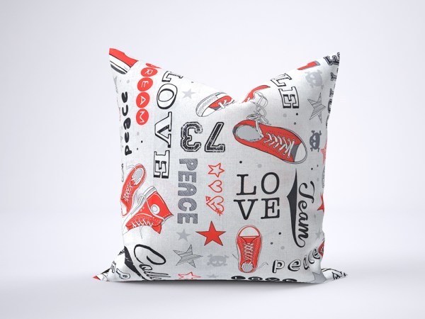 Pillow Cushion Mock-Up