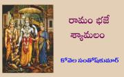రామం భజే శ్యామలం-9