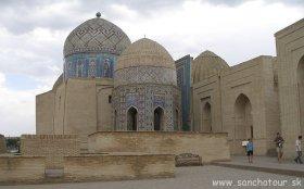 Fotogaléria Turkmenistan - Uzbekistan